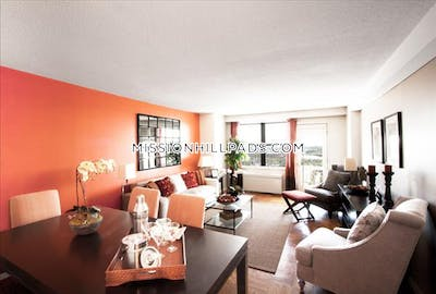 Mission Hill Apartment for rent 3 Bedrooms 2 Baths Boston - $4,985