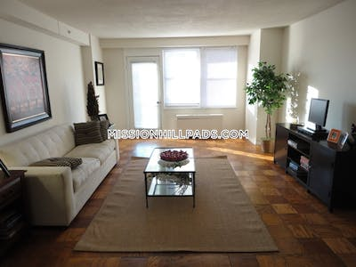 Mission Hill Apartment for rent 2 Bedrooms 1.5 Baths Boston - $3,204