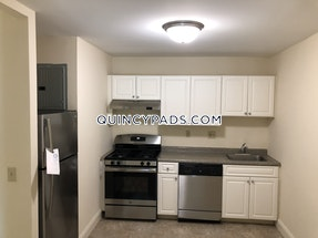 Quincy Amazingly spacious unit in a luxury building with stainless steel appliances!  North Quincy - $1,539