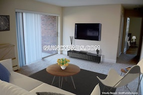 Quincy Amazingly spacious unit in a luxury building w/ stainless steel appliances.  North Quincy - $1,583