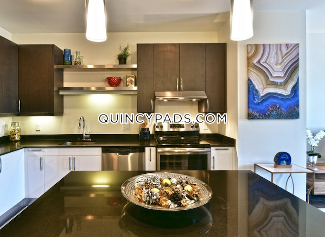1 Bed 1 Bath - Quincy - Quincy Center $2,017