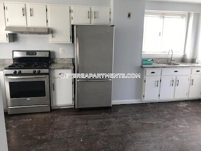 Revere Apartment for rent 3 Bedrooms 1 Bath - $2,400