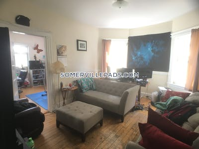 Somerville Apartment for rent 4 Bedrooms 2 Baths  Dali/ Inman Squares - $4,000